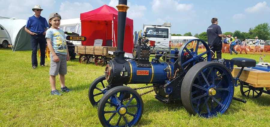 Steam-Vintage-Vehicle-Rally