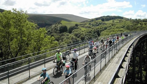 The Granite Way Cycling Route Okehampton Devon