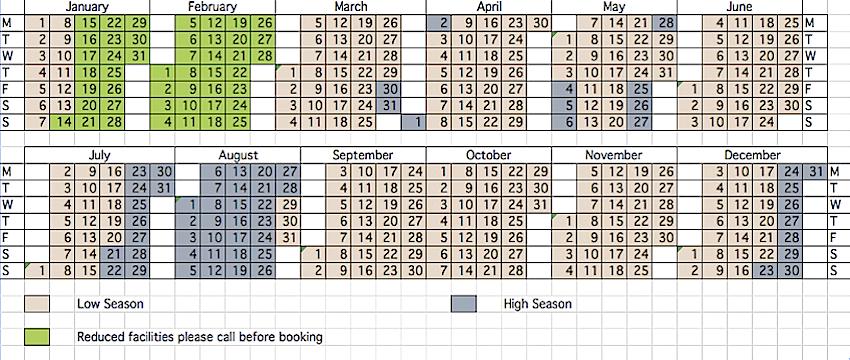 Appledore-Park-Calendar-Seasonal-Rates