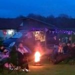 Campers-Evening-Social-Gathering-Appledore-Park