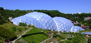 Eden-Project-Cornwall-Visit-From Appledore-Park-Campsite-Devon