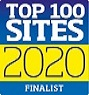 Top 100 sites 2020 finalist